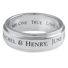 Personalized Engraved Rings Personalized Rings And Engraved Rings At Personal Creations