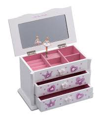Girls Personalized Jewelry Box Personalized Jewelry Bo For Little S Childrens Jewelry Bo