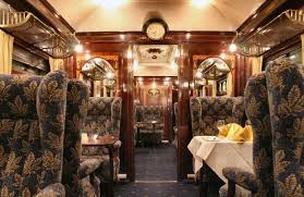 Coach Interior For Cars Vintage Train Coach Interior Pixdaus