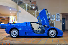bugatti crash for sale dauer eb110ss ss39137