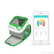 Smart Gadgets by Koogeek Smart Health Gadgets Wrist Blood Pressure Monitor With