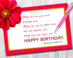 birthday card messages best what to write in a birthday card wordings and messages