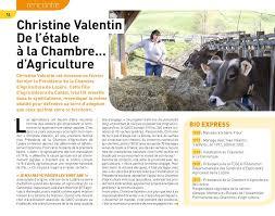 chambre agriculture lozere 48 couleurs lozère n 24 jan fév 2014 page 14 15 48 couleurs