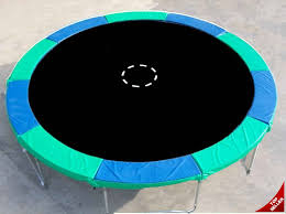 Safest Trampoline For Backyard by Trampolines And Trampoline Replacement Parts For Most Trampolines