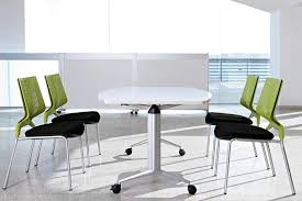 Barrel Shaped Boardroom Table Office Meeting Tables Meeting Furniture Fusion