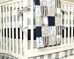 Baby Boy Nursery Bedding Sets Nursery Bedding Etsy
