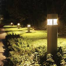Lighting Landscape Pinterest