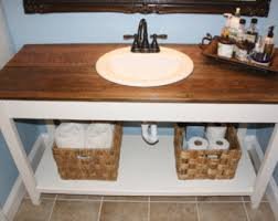 Rustic Bathroom Cabinets Vanities - bathroom vanity etsy