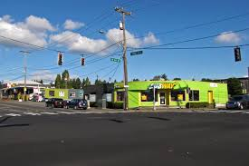 which corner does a st go on on our eastern front where does fremont end and wallingford begin