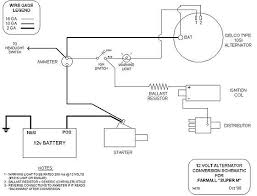 delco 10si alternator wiring diagram gm 3 wire at agnitum me