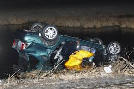 pregnant woman dies after drunk driver flips car into freezing