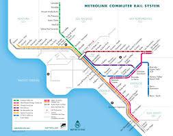 Solvang Map Metrolink Weekends Metrolink