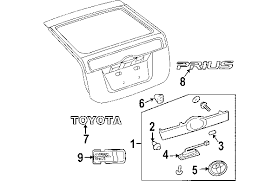 toyota prius parts 2007 toyota prius parts oem toyota parts toyota accessories