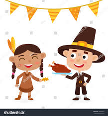 happy thanksgiving day greeting card stock vector 488845807