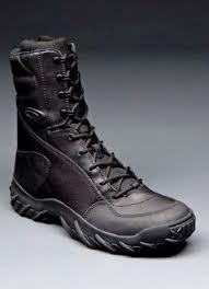 oakley si light assault 2 oakley si assault boot 8 black military police tactical hiking shoe