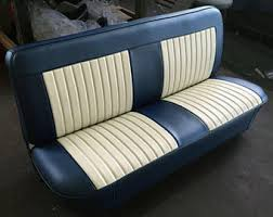 Ford Truck Upholstery Car Seat Cover Chevy Etsy