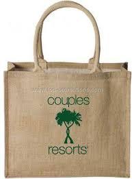 burlap bags wholesale wholesale bermuda laminated burlap jute tote bag fob china us 0 3