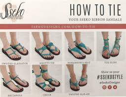 leather ribbon leather ribbon sandals jaci blue
