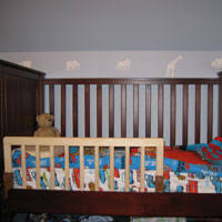 Bed Rail Toddler How To Keep Your Toddler Safe In Bed
