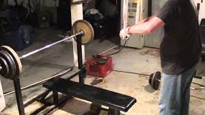 Cheap Weight Bench With Weights Homemade Weightlifting Equipment Cheap Home Gym Fitness Training