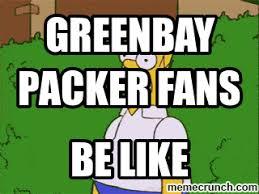 Green Bay Memes - packers suck generate a meme using homer simpson bush packers