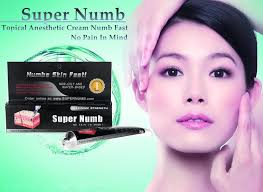 cosmetic tattoo numbing cream permanent makeup anaesthetic numb product pain relief pain stop pain