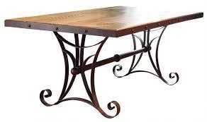 Kitchen Furniture Direct International Furniture Direct 900 Antique Trestle Dining Table