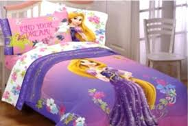 Tangled Bedding Set Princess Rapunzel Bedding Set Tangled Padded Duvet Cover With