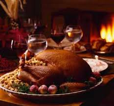traditional thanksgiving dinner table usa other cultures