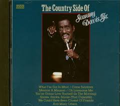 sammy davis jr cd the country side of sammy davis jr cd