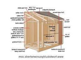 garden shed plan 4 8 shed plans awesome 4 x 8 garden shed plans 2