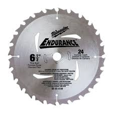 Circular Saw Blade For Laminate Flooring 6 1 2 Circular Saw Blades Saw Blades The Home Depot