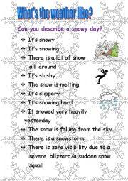 worksheets the weather worksheets page 117
