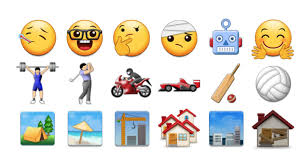 new android emojis new and altered emojis are on the samsung galaxy s7 talkandroid