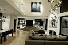 living room open floor plan living room diffe design with spaces corner curtains helper