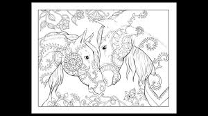 magical kingdom coloring book youtube