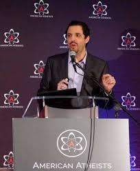 Dave Silverman Meme - atheists no room in our tent for bigots