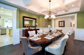 Wainscoting In Dining Room Paint Ideas For Dining Room With Wainscoting Home Design Inspiration