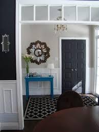 Colored Interior Doors 11 Reasons To Paint Your Interior Doors Black