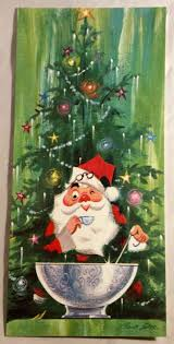 2087 best vintage cards u0026 things images on pinterest christmas