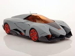 is the lamborghini egoista lamborghini egoista 1 18 mr collection models