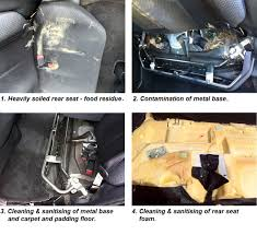 Car Interior Upholstery Cleaner Car Interior Steam Cleaning Chemdry On The Spot