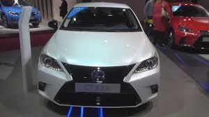 lexus ct200h engine size lexus ct 200h sport edition 2017 exterior and interior in 3d