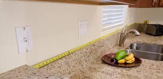 how to measure for kitchen backsplash how to measure your backsplash area mineral tiles