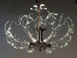 dining room charming antler chandelier for contemporary dining