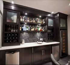 Basement Bar Design Ideas Basement Bar Conceptual Would Need Glass Sliding Doors With