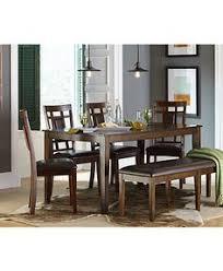 Garwood Dining Room Furniture Collection  Macys  Piece  Table - Macys dining room furniture