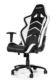 Gaming Chair Desk by Akracing Player Gaming Chair Black White Wrgamers Akracing