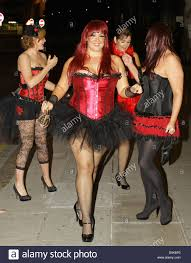 the fans of the rocky horror show dress up for the opening night