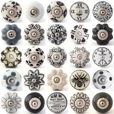 black and white cabinet knobs 12 white knobs drawer pulls shabby chic furniture hardware kitchen